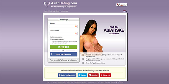 Aziatische Dating gratis website