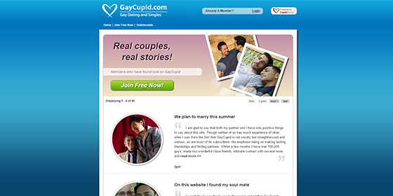 gay dating website ons